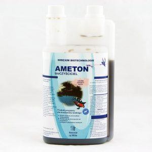 Ameton - oczyszcza wodę