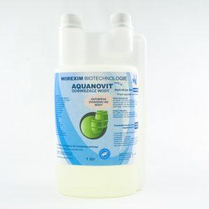 Aquanovit - odświeża wodę