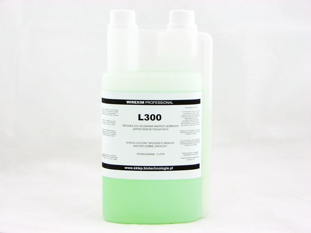 L300 - likwidacja fetoru